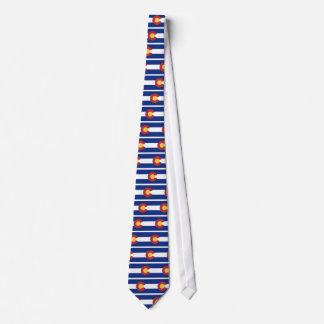 Flag of Colorado Tie