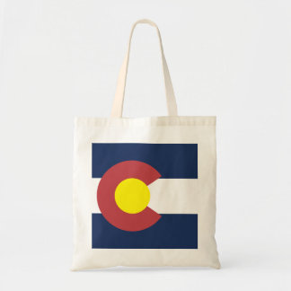Flag of Colorado Tote Bag