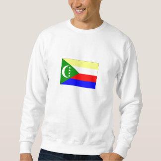 Flag of Comoros Men' Sweat Shirt