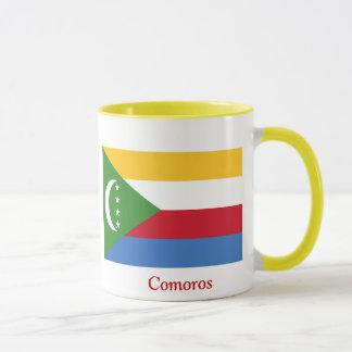 Flag of Comoros Mug
