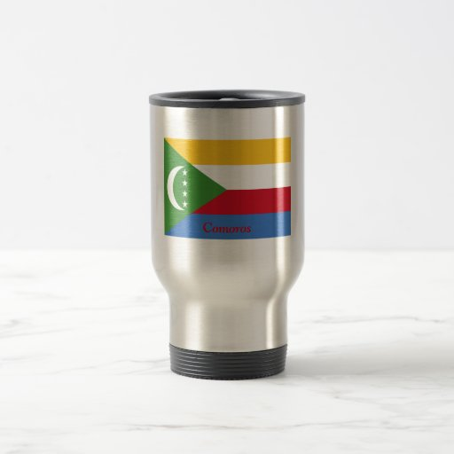 Flag of Comoros Mug
