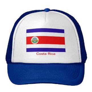 Flag of Costa Rica Cap