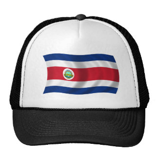 Flag of Costa Rica Trucker Hat