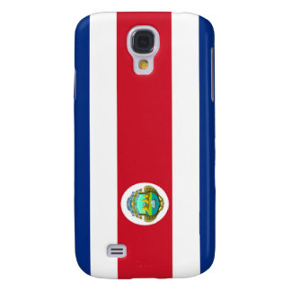Flag of Costa Rica iPhone 3 SpeckCase Galaxy S4 Cases