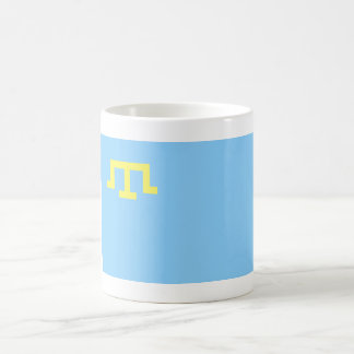 Flag of Crimean Tatars Coffee Mug
