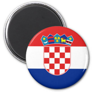 Flag of Croatia Magnet