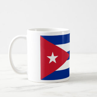 Flag of Cuba Coffee Mug