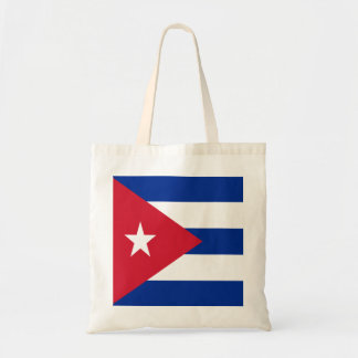 Flag of Cuba Tote Bag