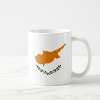 Flag of Cyprus Coffee Mug