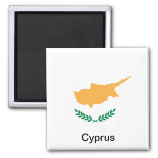 Flag of Cyprus Magnet