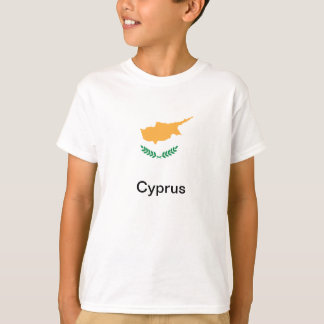 Flag of Cyprus T-Shirt