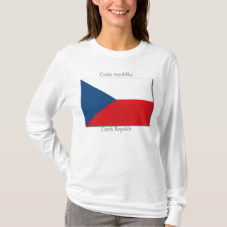 Flag of Czech Republic Shirt