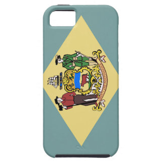 Flag of Delaware iPhone 5 Case