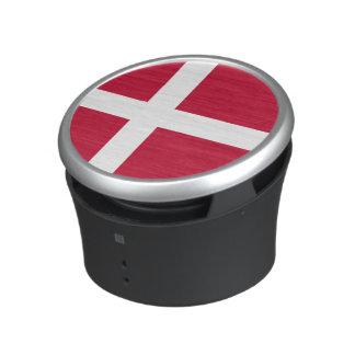 Flag of Denmark Bluetooth Speaker