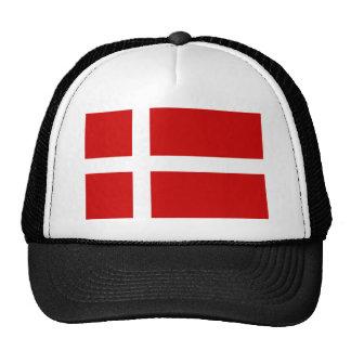 Flag of Denmark Cap