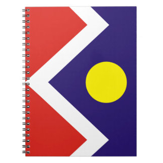 Flag of Denver Notebooks