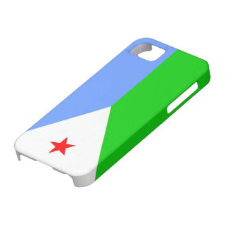 Flag of Djibouti iPhone 5 Covers
