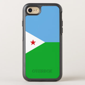Flag of Djibouti OtterBox iPhone Case