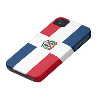 Flag of Dominica iPhone 4 Covers