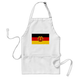 Flag of East Germany Standard Apron