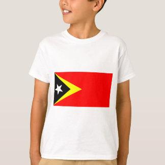 Flag of East Timor T-Shirt