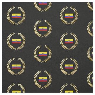 Flag of Ecuador Fabric
