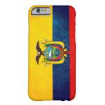 Flag of Ecuador iPhone 6 Case