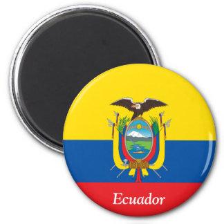 Flag of Ecuador Magnet