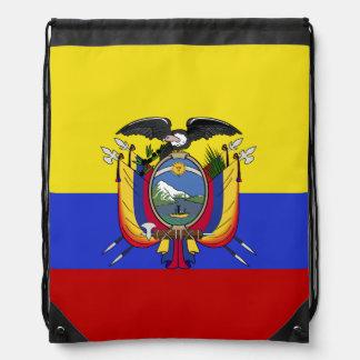 Flag of Ecuador Rucksacks