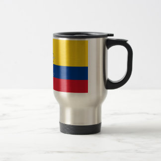 Flag of Ecuador Travel Mug
