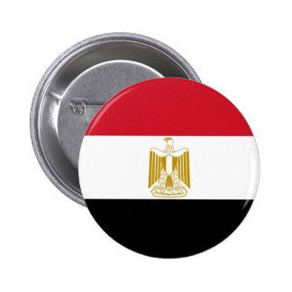 Flag of Egypt Button