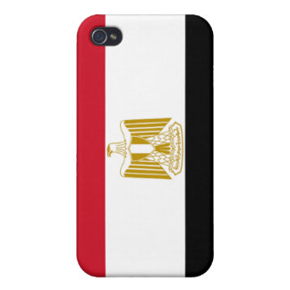Flag of Egypt iPhone 4/4S Cases