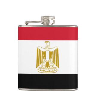 Flag of Egypt Vinyl Wrapped Flask
