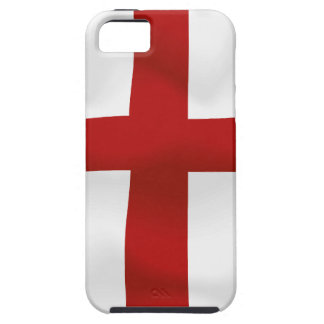 Flag Of England iPhone 5 Covers