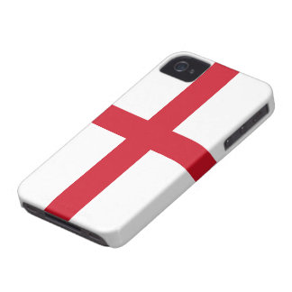 Flag of England iPhone 4/4S Case-Mate Barely There iPhone 4 Case-Mate Case
