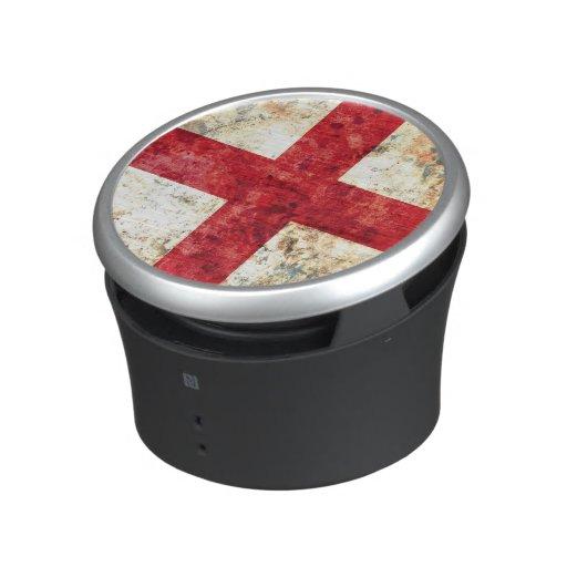 Flag of England Bluetooth Speaker