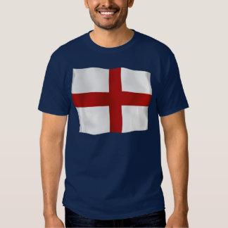 Flag Of England Tee Shirt