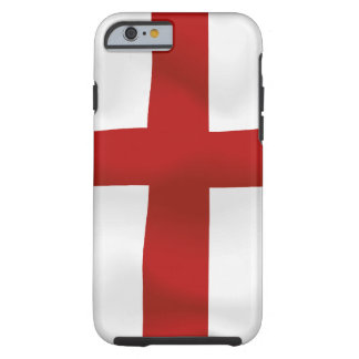 Flag Of England Tough iPhone 6 Case