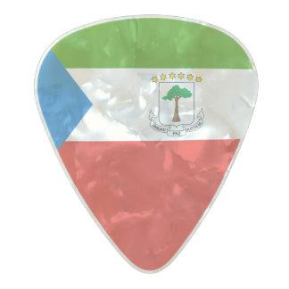 Flag of Equatorial Guinea Guitar Picks