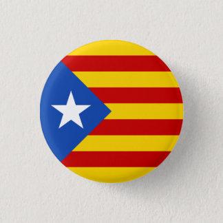 Flag of Estelada 3 Cm Round Badge