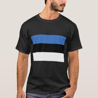 Flag of Estonia Products T-Shirt