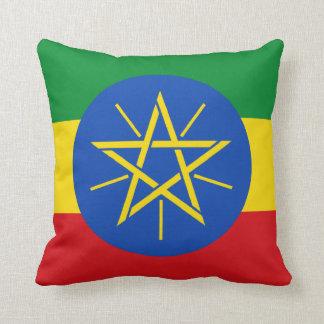 Flag of Ethiopia Cushion