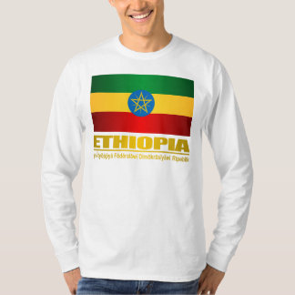 Flag of Ethiopia T-Shirt