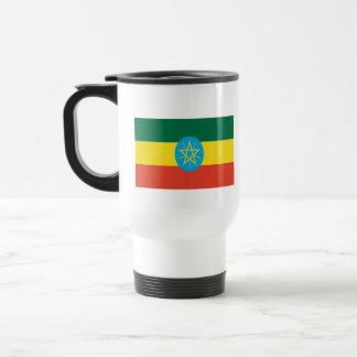 Flag of Ethiopia Travel Mug