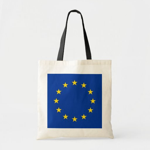 Flag of European Union Bag