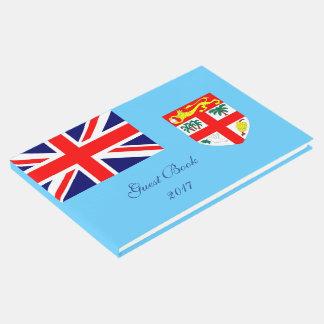 Flag of Fiji Island Guest Book
