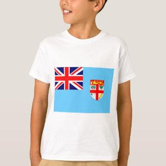 Flag of Fiji Island T-Shirt