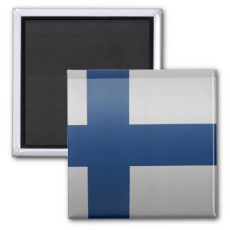Flag of Finland Magnet