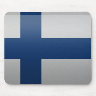 Flag of Finland Mouse Mat