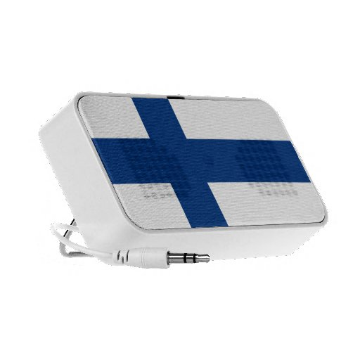 Flag of Finland OrigAudio™ Doodle speaker